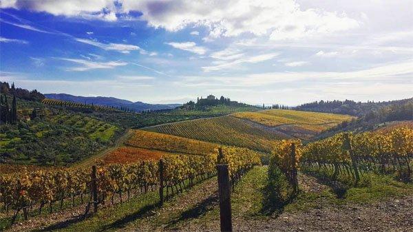 Drie maal klassiek Toscane en drie maal anders