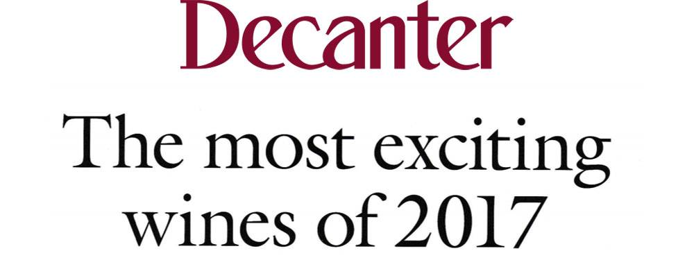 "Fiorduva - Marisa Cuomo - no.4 - ""meest opwindende wijnen 2017"" - Decanter"