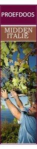 Proefdoos autochtone druivenrassen Rood Midden Italië