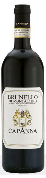 Brunello di Montalcino 2013 - DOCG - 95/100 punten - Capanna