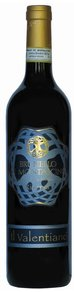 6 flessen in houten kist Brunello di Montalcino Riserva  DOCG - 2012- Il Valentiano
