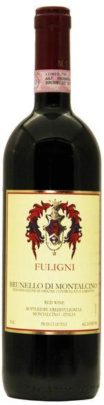6 flessen in houten kist Brunello di Montalcino DOCG - 2013 - Fuligni