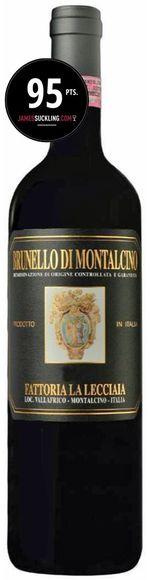 Brunello di Montalcino 2013 DOCG - 95/100 punten - La Lecciaia