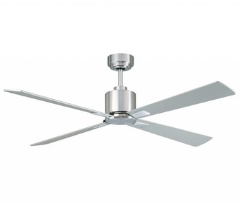 Lucci air Airfusion Climate Brushed Chrome ceiling fan 132 cm type 210520