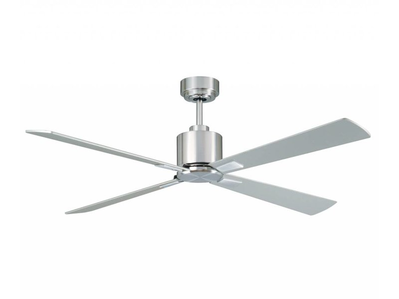 Lucci air Airfusion ClimateBrushed Chrome ceiling fan 132 cm type 210520