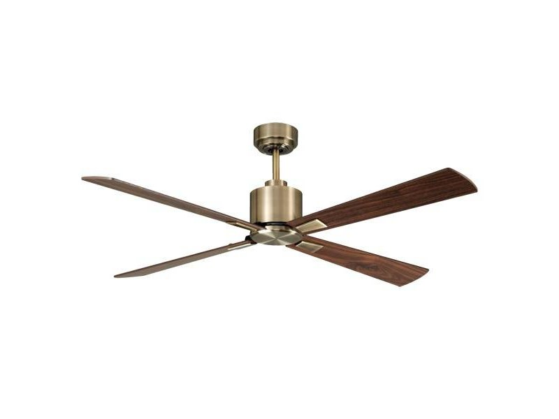 Lucci air Airfusion Climate Brass ceiling fan 132 cm type 210522