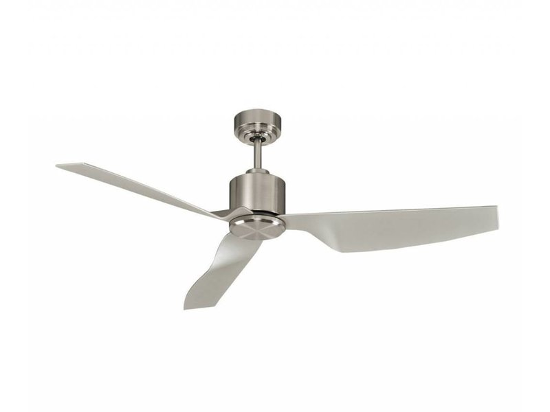 Lucci air Lucci air Airfusion Climate II Geborsteld Chroom plafondventilator 127cm type 210525