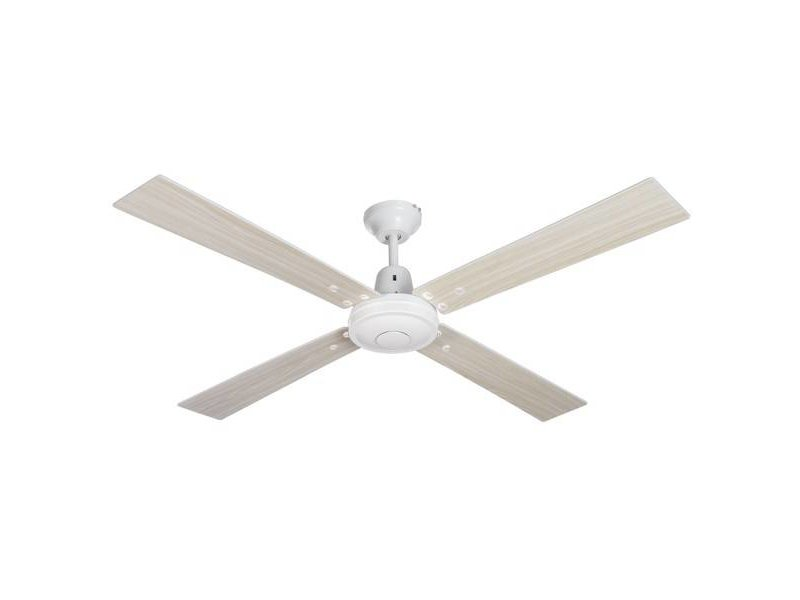 Lucci air Airfusion Quest II White ceiling fan 132 cm type 210336