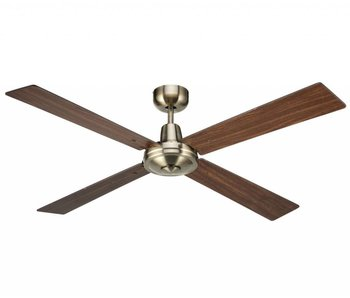 Beacon Airfusion Quest II Brass ceiling fan 132 cm type 210338