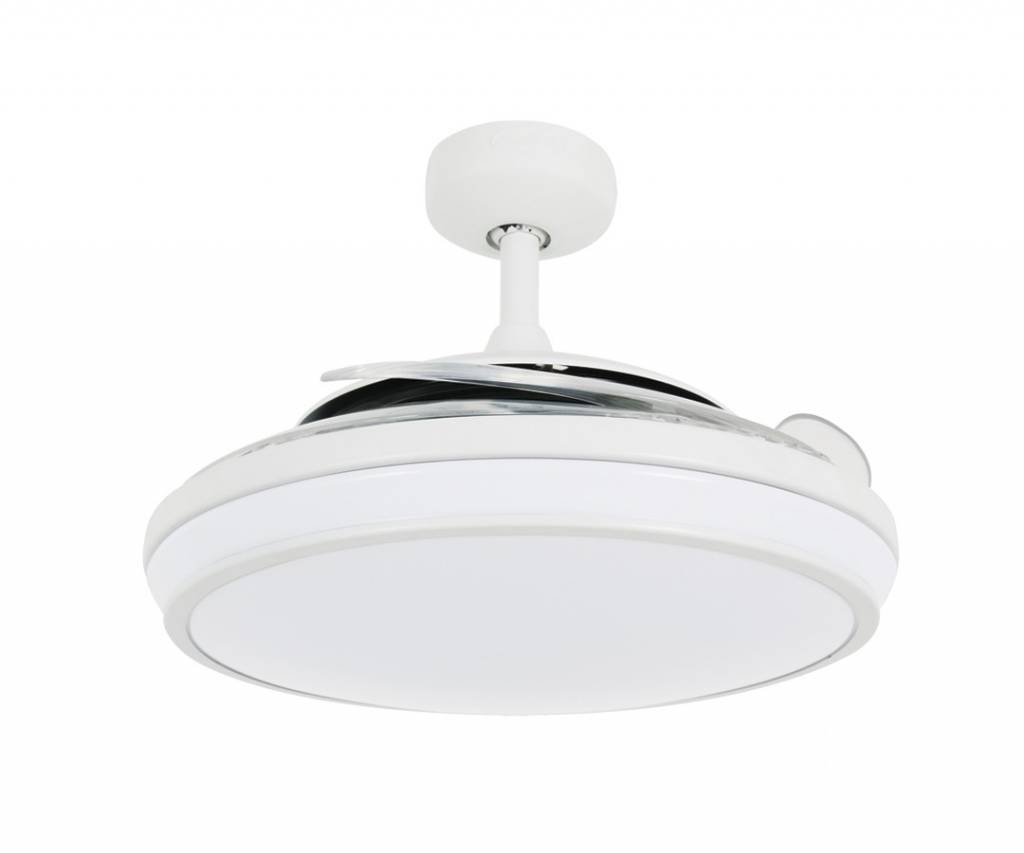 Evo1 prevail white ceiling fan 122 cm with lamp type 210897 fanaway evo1 prevail white ceiling fan 122 cm with lamp type 210897 aloadofball Image collections