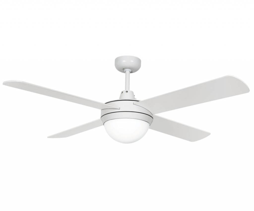 modn ceiling modern white fan fans