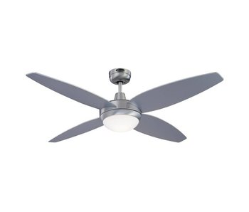 Westinghouse Havanna ceiling fan brushed aluminum 132cm with light type 72546