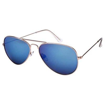 Pilotenbril Blauwe Spiegelglazen