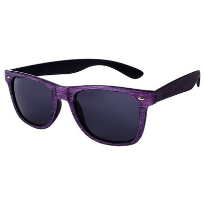 Wayfarer Purple Wooden Look
