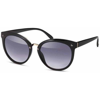 Classy Fifties Black Zonnebril
