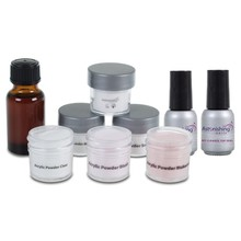Astonishing Nails Acryl Sample Kit