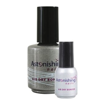 Astonishing Nails Air Dry Bonder 15ml + Get No-Cleanse Top Seal 5ml FREE