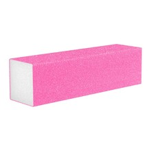No Label Block Buffer Pink