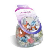 Astonishing Nails Cuticle Oil Fish Bowl Assorti 48 pcs