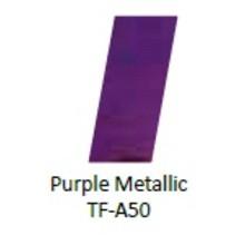 No Label Transfer Foil TF-A50 Paars Metallic