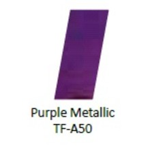 No Label Transfer Foil TF-A50 Purple Metallic