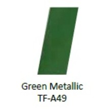 No Label Transfer Foil TF-A49 Green Metallic