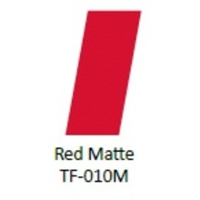 No Label Transfer Foil TF-010M Red Mat