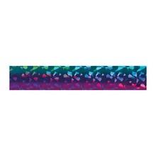No Label Transfer Foil Diamond Turquoise/ Paars/ Fuchia