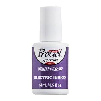 SuperNail ProGel Electric Indigo - Shimmer