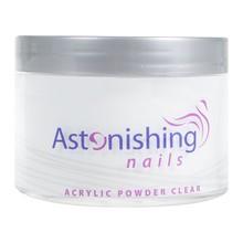 Astonishing Nails Acryl poeder Clear 165gr