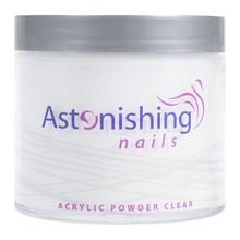Astonishing Nails Acryl Powder Clear 250gr