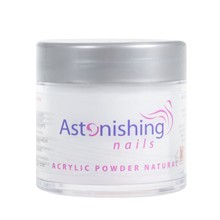 Astonishing Nails Acryl Powder Natural 25gr
