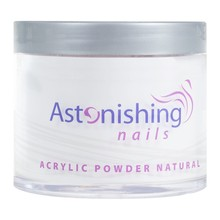 Astonishing Nails Acryl Powder Natural 100gr