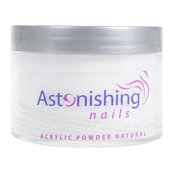 Astonishing Nails Acryl Powder Natural 165gr