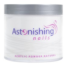 Astonishing Nails Acryl Powder Natural 250gr