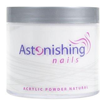 Astonishing Nails Acryl Powder Natural 250gr