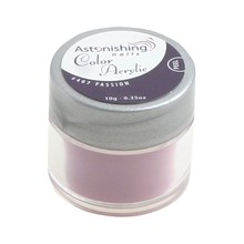 Astonishing Nails Color Acrylic #407 Passion 10gr