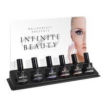 Nail Perfect Infinite Beauty Display (12 pcs in 6 pcs display)