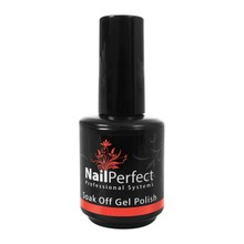 Nail Perfect Orange You Lucky #108