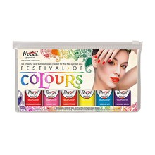 SuperNail ProGel Festival of Colours 6pc Collection