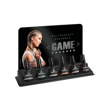 Nail Perfect Game Changer Soak Off Gel Collection Display (12 st in 6 st display)