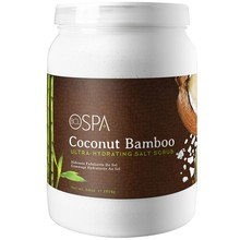 BCL SPA Coconut Bamboo Salt Scrub 1892ml