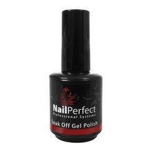 Nail Perfect Soak Off Gel Polish #078 Devoted To You (existing color)