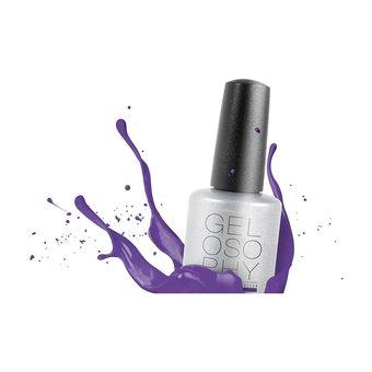 Gelosophy #122 Painted Purple