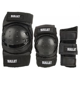 BULLET BULLET COMBO PADSET JUNIOR BLACK