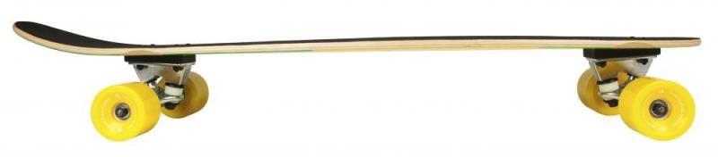 "ATLANTIC ATLANTIC LONGBOARD KICKTAIL CALYPSO 37"" COMPLETE"