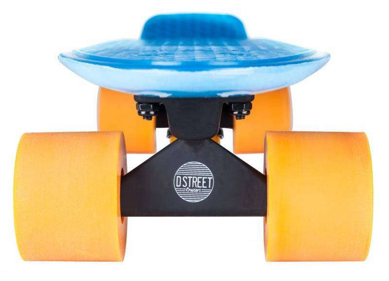 D-STREET D-STREET CRUISER SUNSET MULTI COLOUR 23""