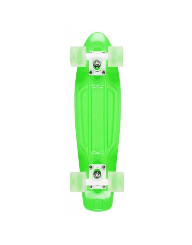 D-STREET D-STREET CRUISER NEON FLASH GREEN 23""