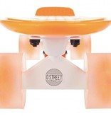D-STREET D-STREET CRUISER NEON FLASH ORANGE 23""