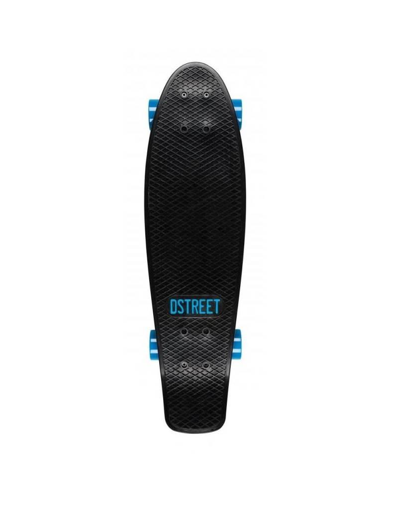 """D-STREET D-STREET CRUISER GRANDE V2 BLACK BLUE 27"""""""